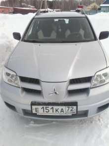 Тюкалинск Аутлендер 2006