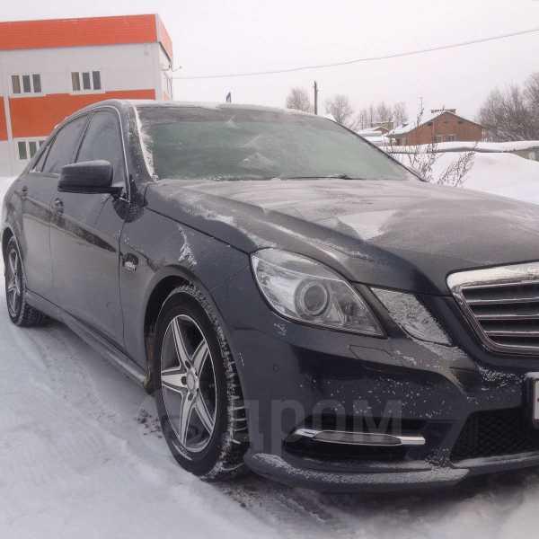 Mercedes-Benz E-Class, 2012 год, 1 140 000 руб.