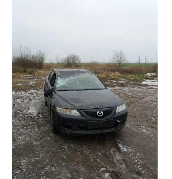 Mazda Mazda6, 2003 год, 120 000 руб.