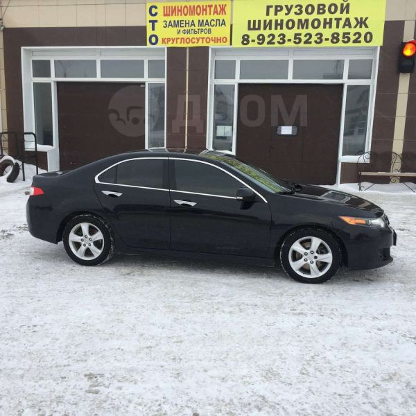 Honda Accord, 2008 год, 660 000 руб.