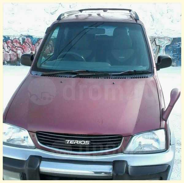 Daihatsu Terios, 1997 год, 240 000 руб.