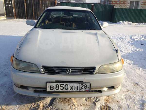Toyota Mark II, 1995 год, 150 000 руб.