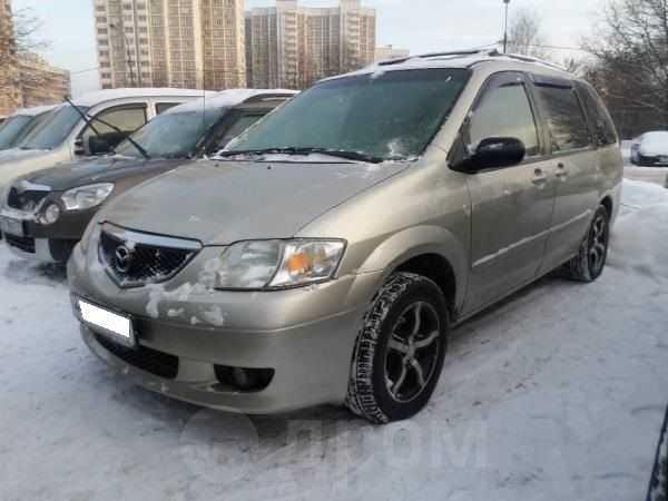 Mazda MPV, 2000 год, 330 000 руб.