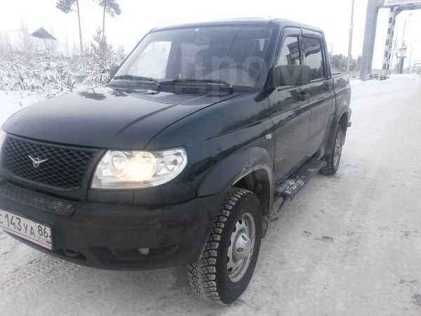 УАЗ Патриот Пикап, 2010 год, 330 000 руб.