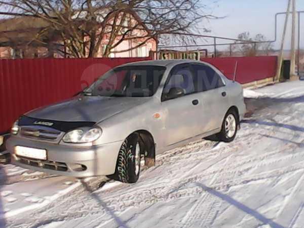 Chevrolet Lanos, 2006 год, $2000