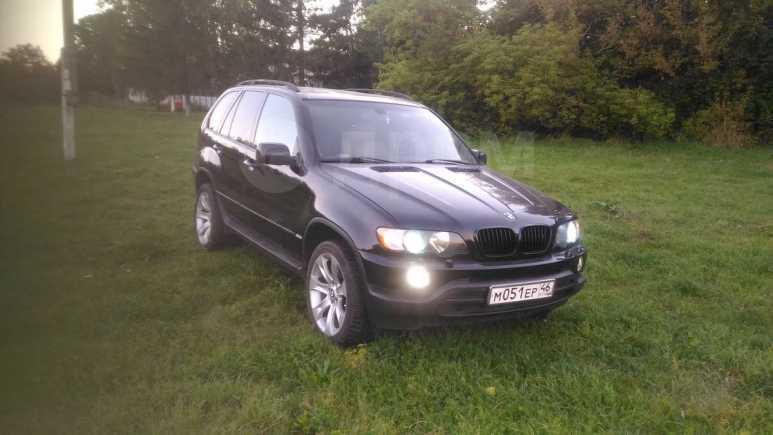 BMW X5, 2001 год, 575 000 руб.