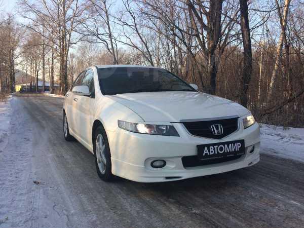 Honda Accord, 2003 год, 448 000 руб.