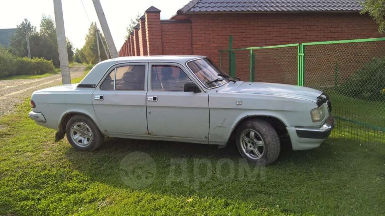ГАЗ 3110 Волга, 1998 год, $750