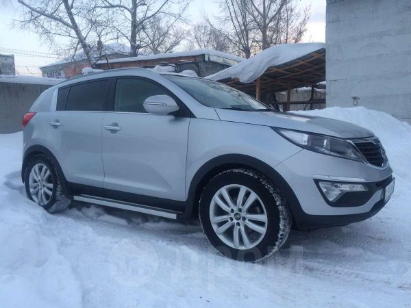 Kia Sportage, 2011 год, 730 000 руб.