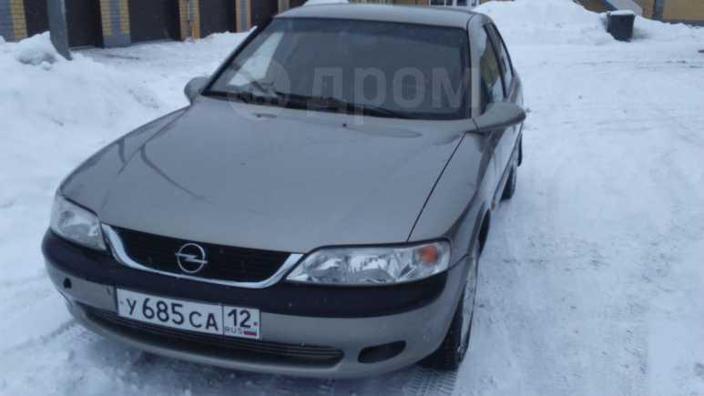 Opel Vectra, 1998 год, 120 000 руб.