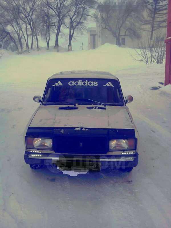Лада 2107, 1992 год, 18 000 руб.