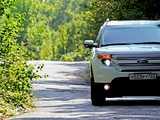Севастополь Ford Explorer 2012