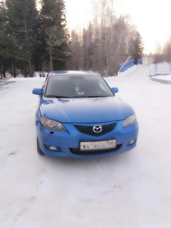 Mazda Mazda3, 2006 год, 250 000 руб.
