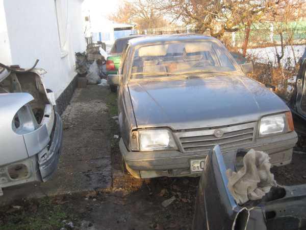 Opel Ascona, 1987 год, 17 608 руб.