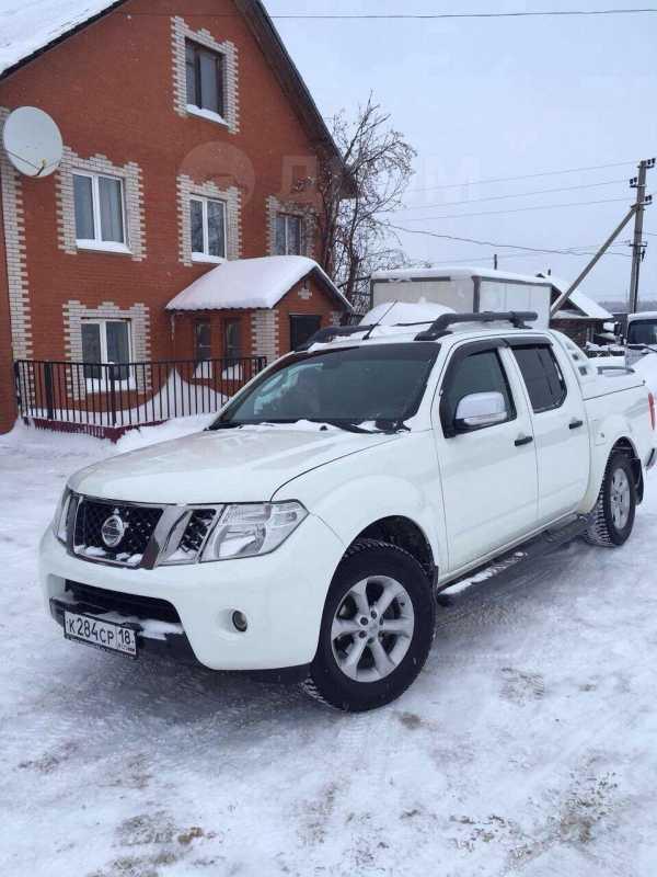 Nissan Navara, 2012 год, 1 050 000 руб.