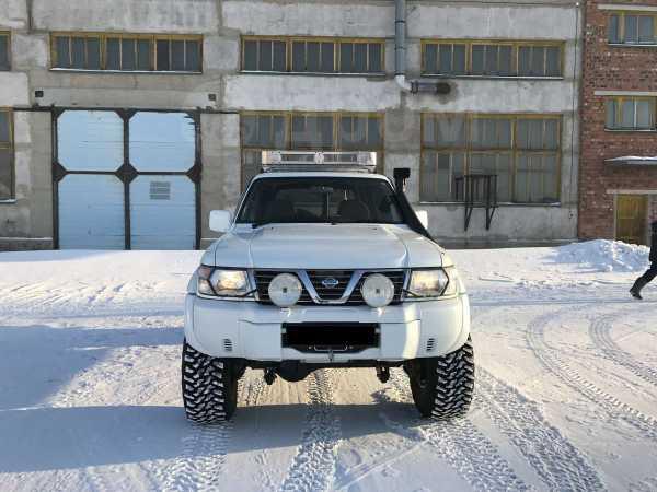 Nissan Safari, 1999 год, 850 000 руб.