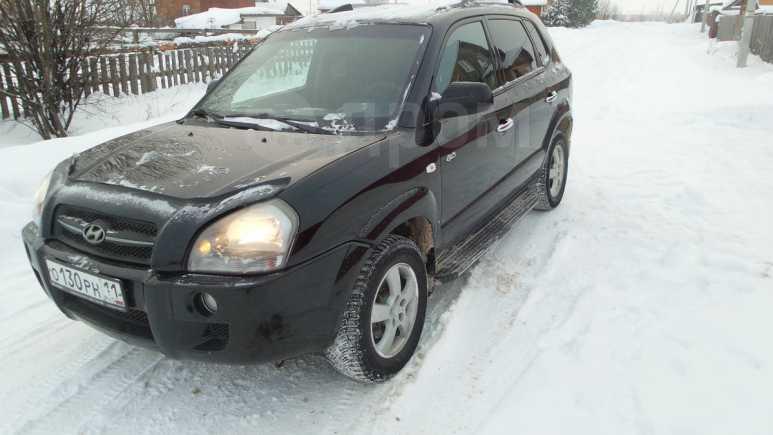 Hyundai Tucson, 2007 год, 465 000 руб.