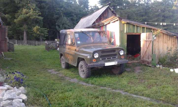 УАЗ 469, 1974 год, 135 000 руб.