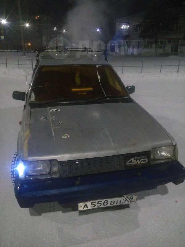 Toyota Sprinter Carib, 1986 год, 70 000 руб.