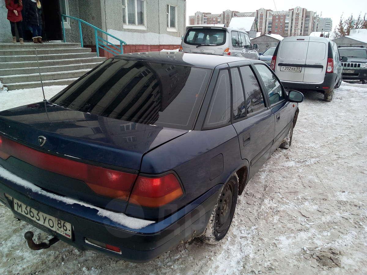 Дэу эсперо продажа подержанных автомобилей