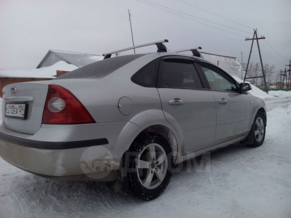 Ford Focus, 2006 год, 250 000 руб.