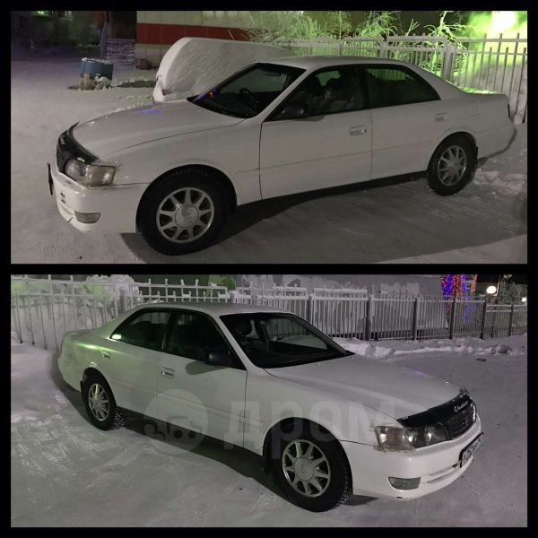 Toyota Chaser, 1997 год, 215 000 руб.