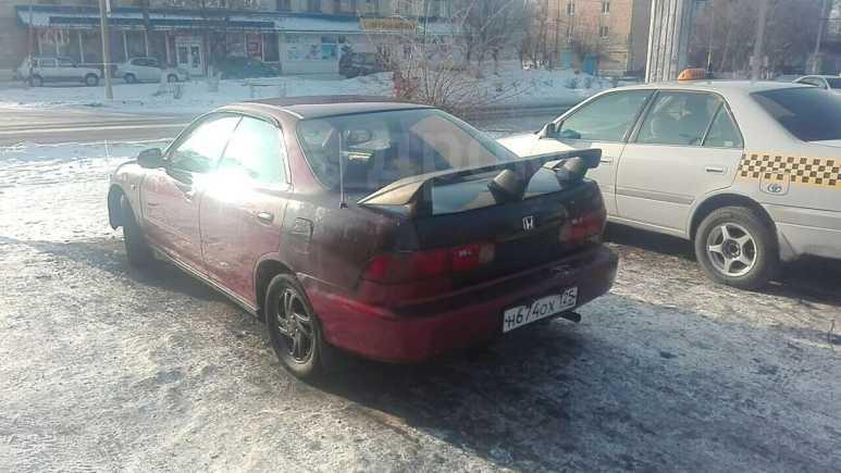 Honda Integra, 1994 год, 160 000 руб.