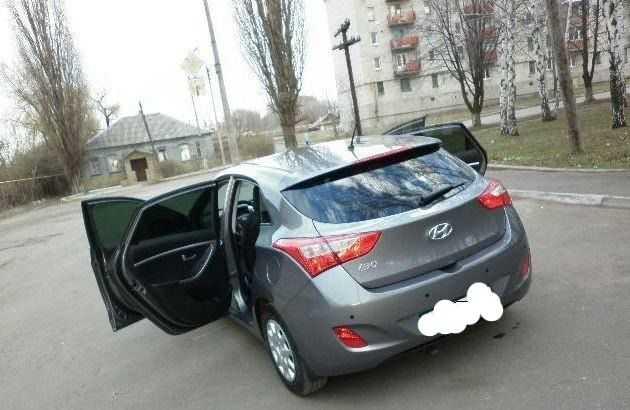 Hyundai i30, 2013 год, 590 000 руб.