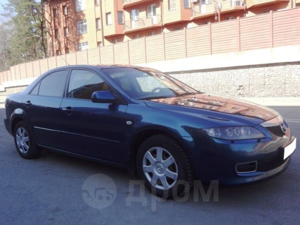Mazda Mazda6, 2012 год, 594 000 руб.