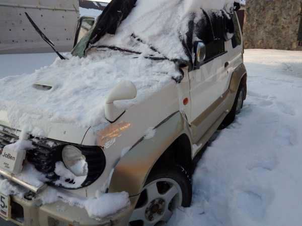 Mitsubishi Pajero Junior, 1997 год, 75 000 руб.