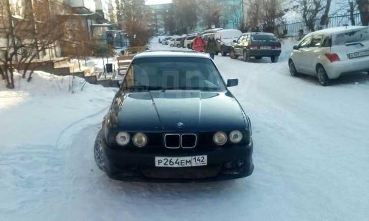 BMW 5-Series, 1992 год, 125 000 руб.