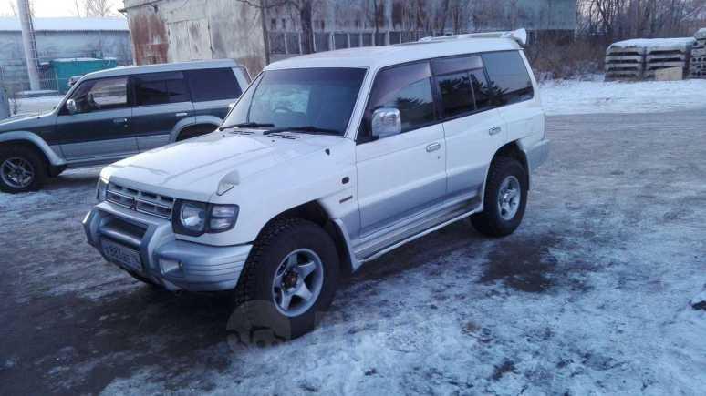 Mitsubishi Pajero, 1998 год, 470 000 руб.