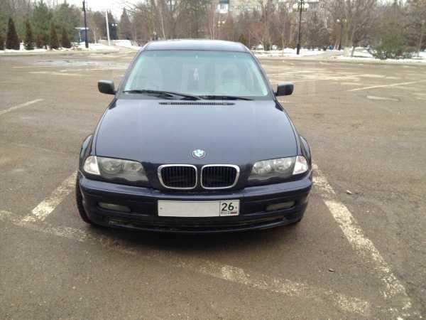 BMW 3-Series, 2000 год, 265 000 руб.