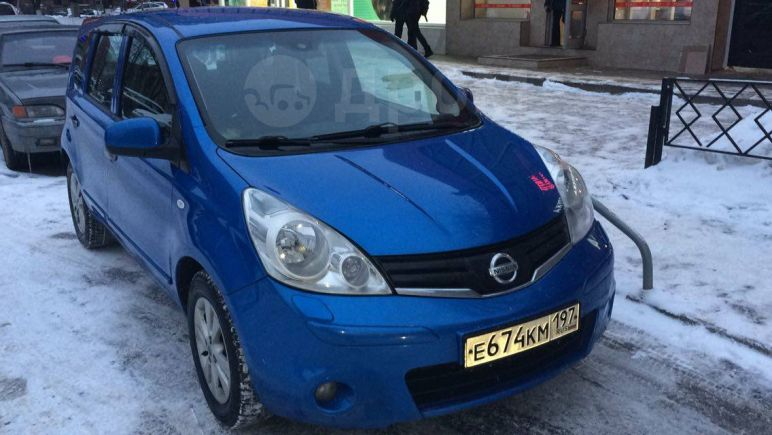 Nissan Note, 2011 год, 417 000 руб.