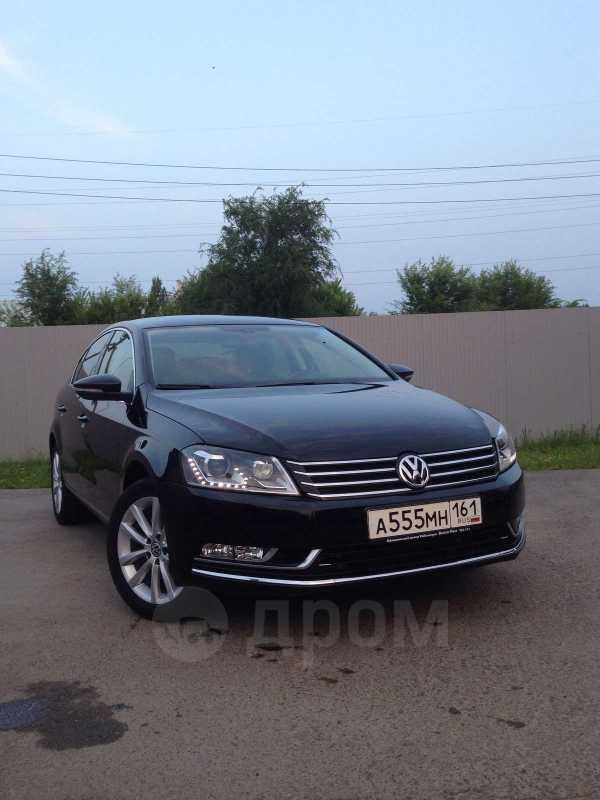 Volkswagen Passat, 2011 год, 799 000 руб.