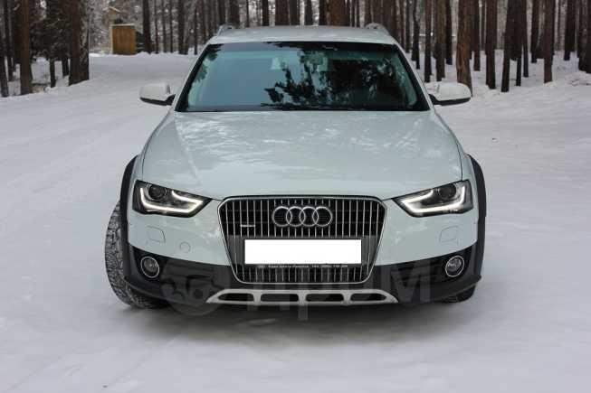 Audi A4 allroad quattro, 2013 год, 1 400 000 руб.