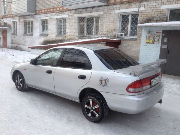 Ford Laser, 1997 год, 120 000 руб.