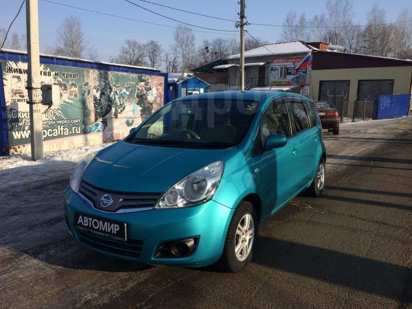 Nissan Note, 2008 год, 323 000 руб.