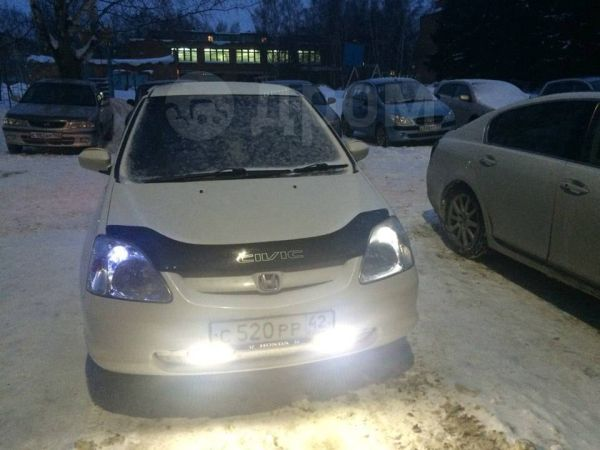 Honda Civic, 2001 год, 228 000 руб.