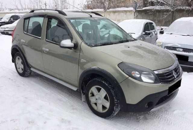 Renault Sandero Stepway, 2012 год, 429 000 руб.