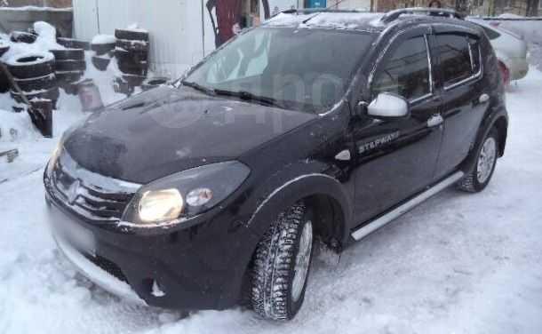 Renault Sandero Stepway, 2012 год, 433 000 руб.