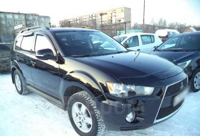 Mitsubishi Outlander, 2011 год, 868 000 руб.