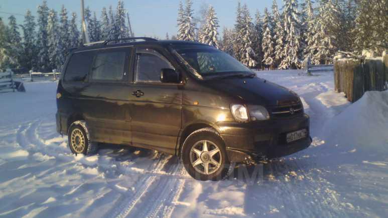 Toyota Lite Ace Noah, 2001 год, 340 000 руб.