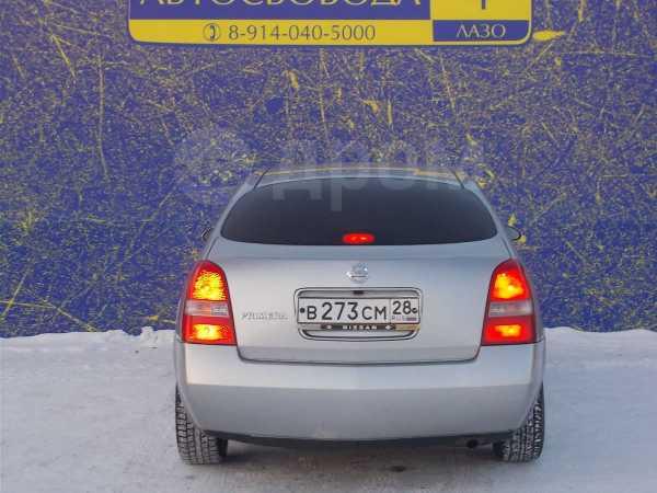 Nissan Primera, 2001 год, 210 000 руб.