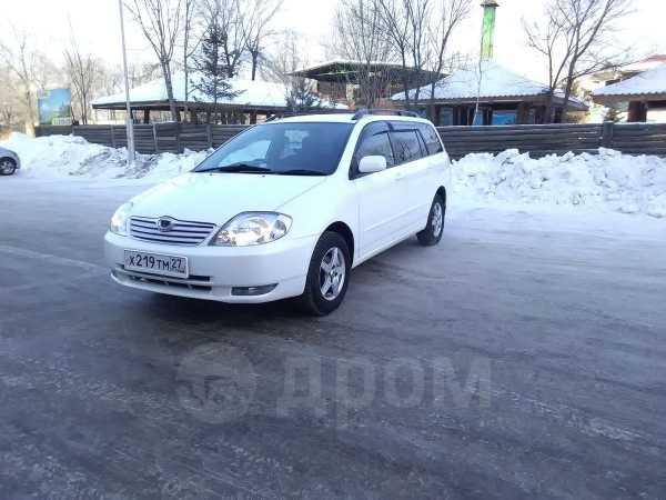 Toyota Corolla Fielder, 2000 год, 315 000 руб.