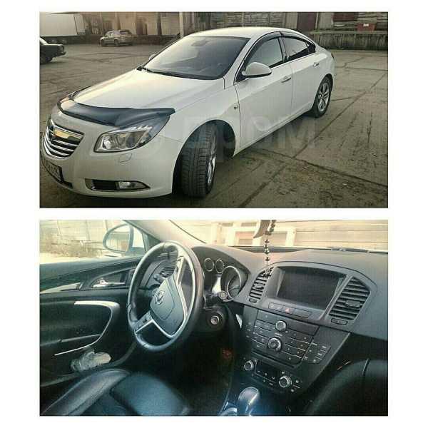 Opel Insignia, 2010 год, 850 000 руб.