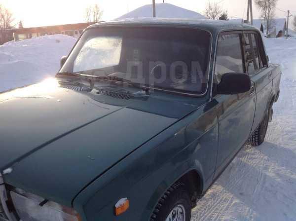 Лада 2107, 2004 год, 68 500 руб.