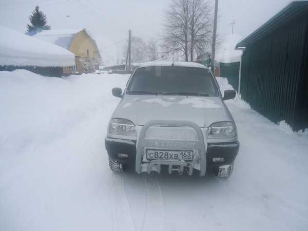 Chevrolet Niva, 2003 год, 173 000 руб.