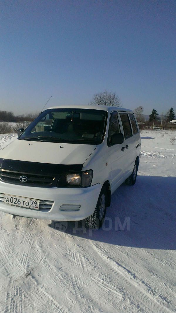Toyota Town Ace, 2000 год, 200 000 руб.