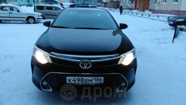 Toyota Camry, 2015 год, 1 650 000 руб.